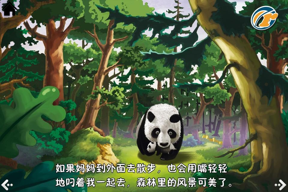 幼儿教师剪贴画 熊猫