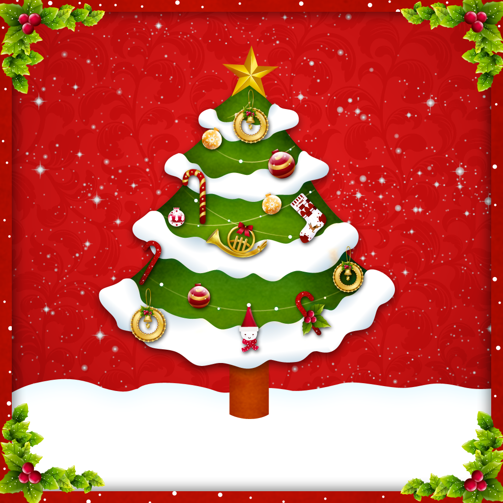 Classic christmas cards free android app market app icon classic christmas cards m4hsunfo